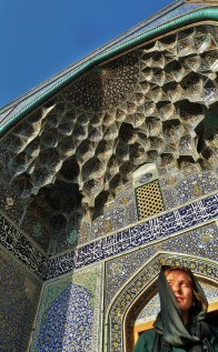 lotollah mosque, photo made by rahel